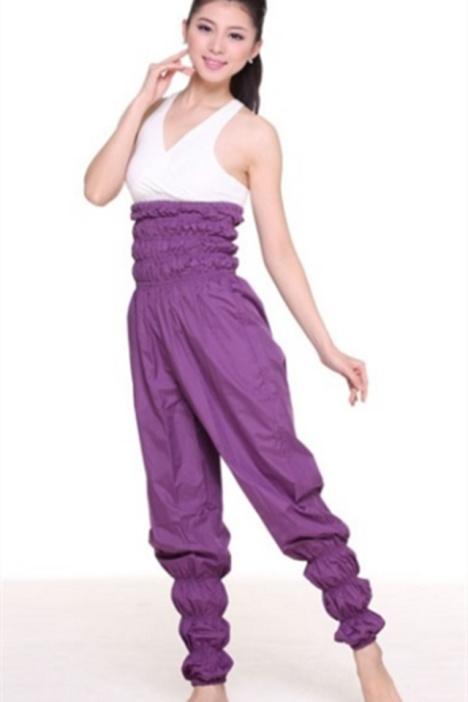 依更美v桑拿裤暴汗服桑拿高腰爆汗裤女衣服健身减肥力量跑步出汗裤减脂做哪些舞蹈图片