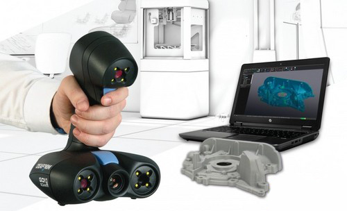 3D扫描应用