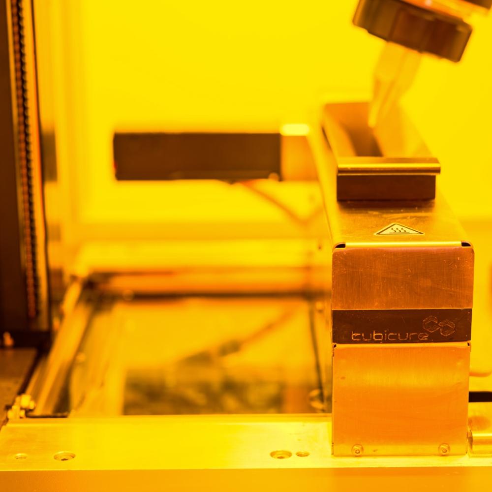 Cubicure推出用于SLA 3D打印的新型阻燃材料