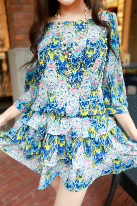 裙子,连衣裙,韩版,新款,宽松