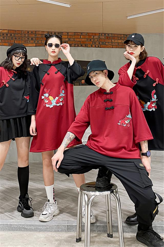 校服夏装高中生学生装学院风中国风特色韩版高三班服女生毕业裙子