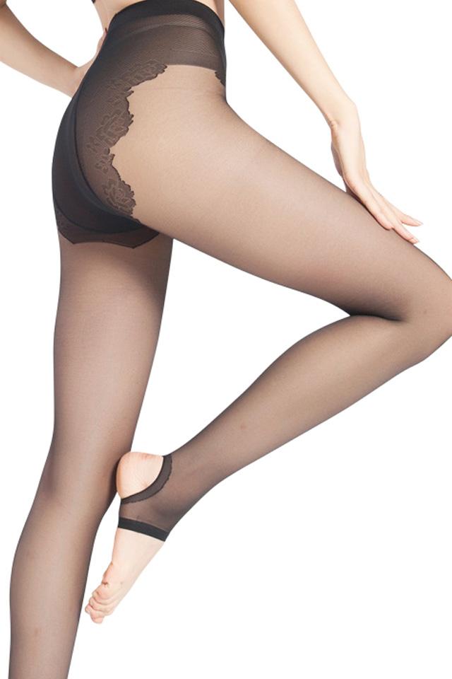 比基尼踩脚丝袜夏天春夏季薄款加长弹力连裤袜女肤色防勾丝袜子