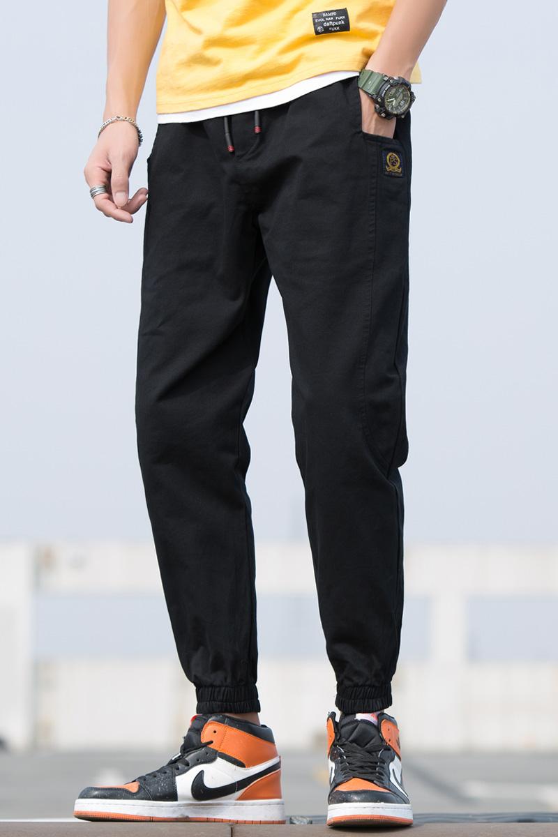 男士裤子短裤工装裤运动休闲裤新款韩版潮流宽松男生男装百搭夏季