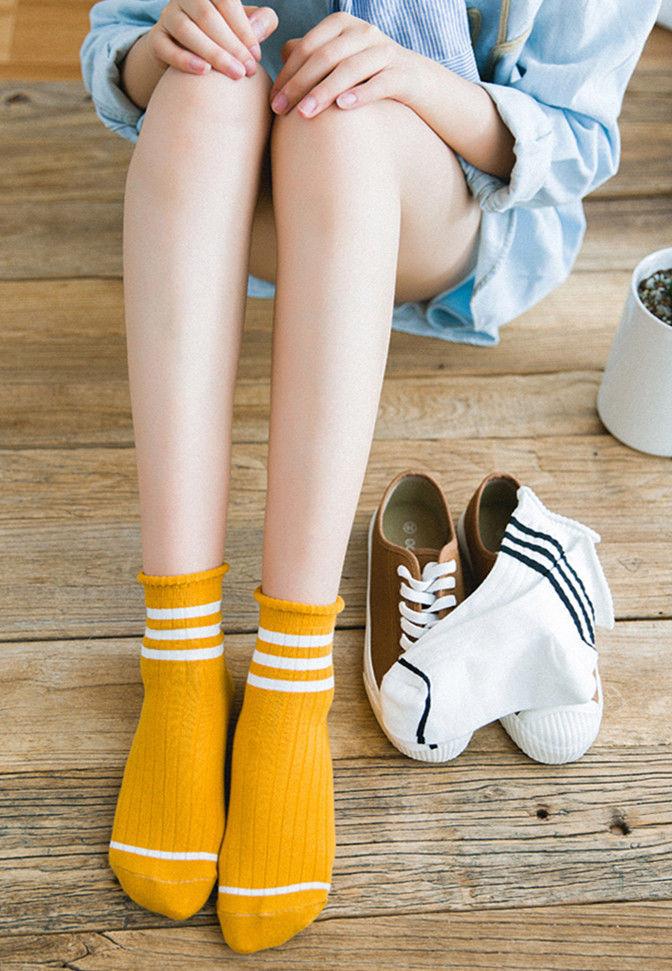 【萌萌】【5双装】女袜