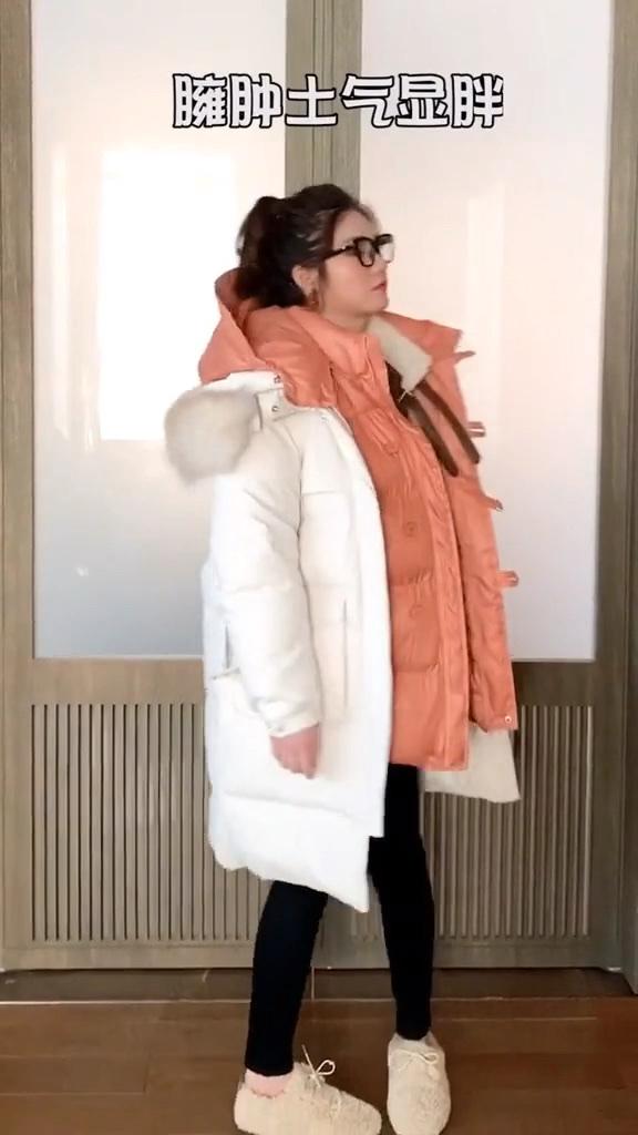 长得好看是优势,穿的好看是本事。#双11,吃土少女也买得起的大衣!#