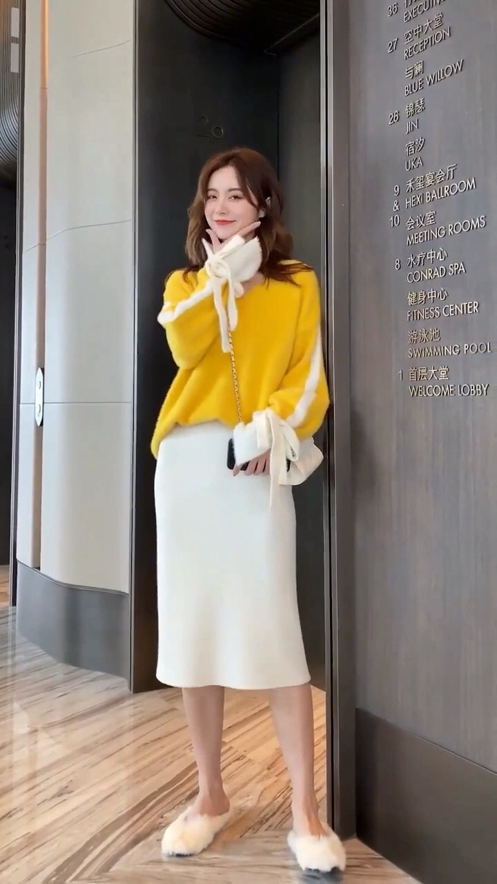 秋冬怎么穿搭才好看呢,看完百变造型吧!#双11全网超值女神套装!#