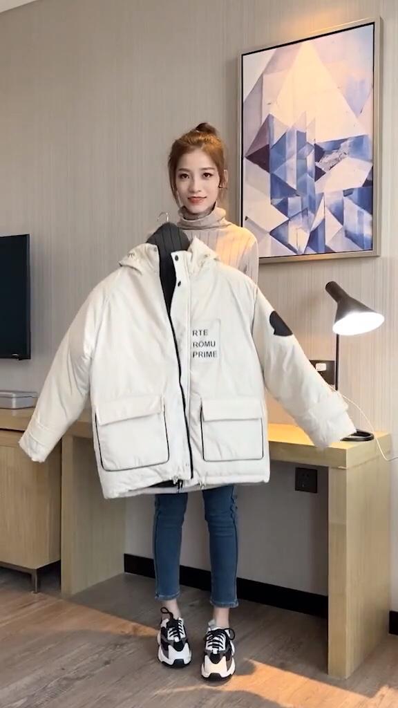 专属于150-160女孩穿搭建议#羽绒服年终盘点:保暖+高颜值#