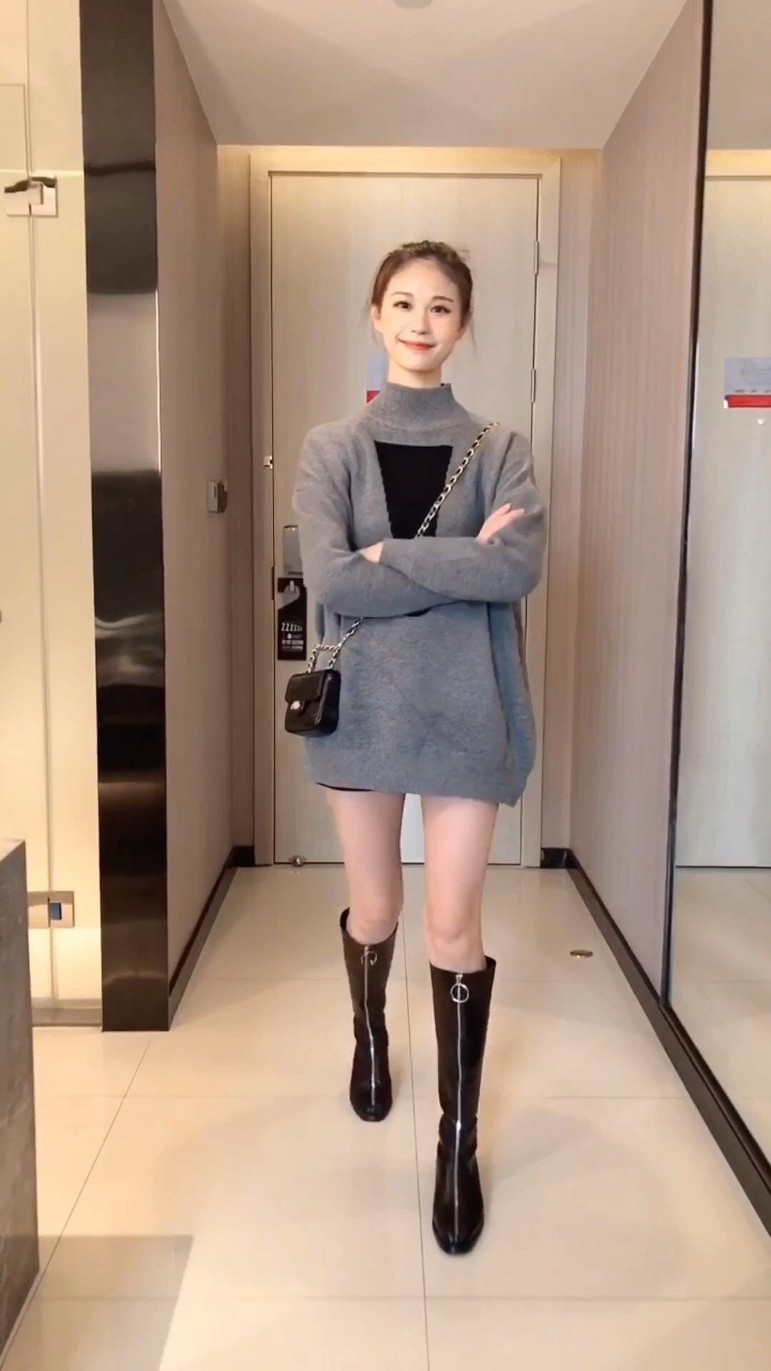 无论高矮胖瘦的女生,谁穿谁好看#我最成功的11.11战利品#