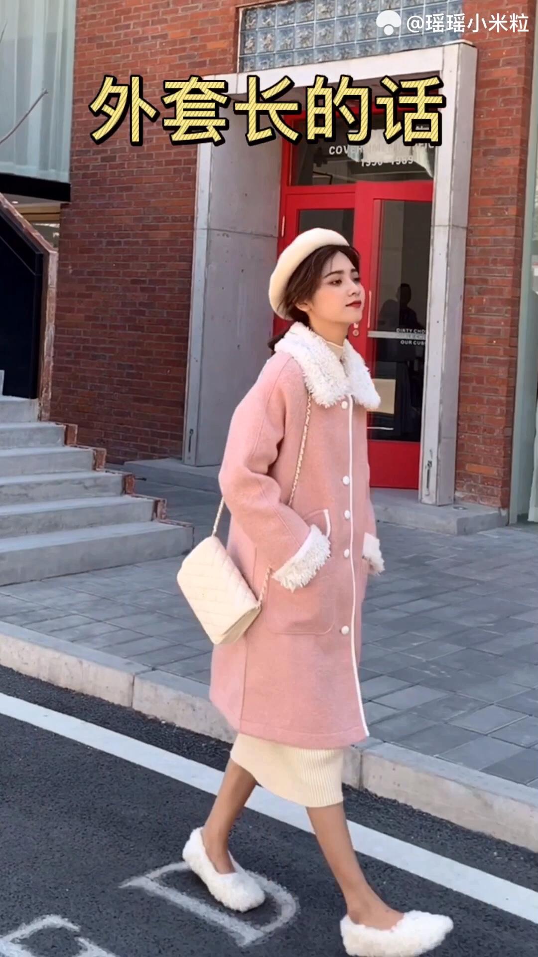 小个子女生的万能穿搭口诀#大降温!穿暖气般温暖的毛衣#