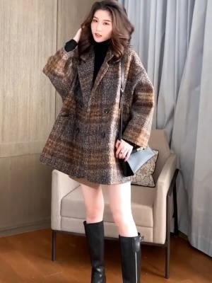 #12月第一件外套买这件!#  评论出你的身高体重帮你穿搭哦!