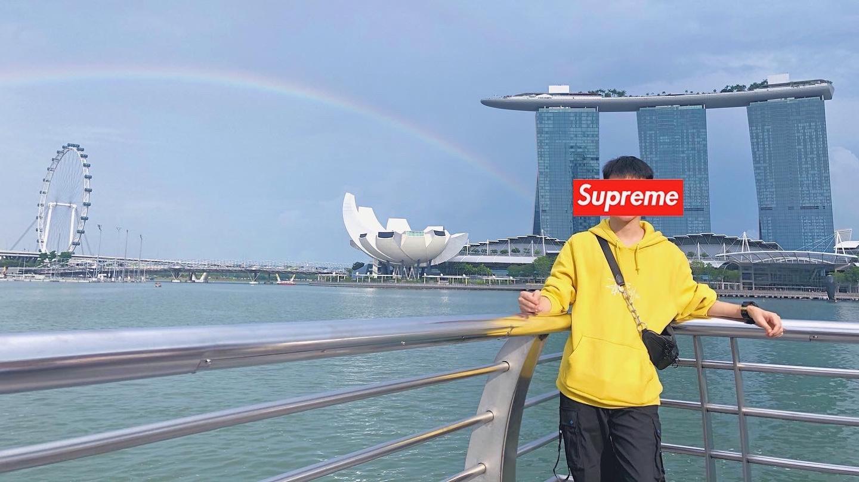 假装在新加坡