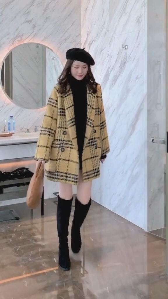 想要变得更漂亮,那就穿这些外套。#过年相亲?穿这套保脱单!#
