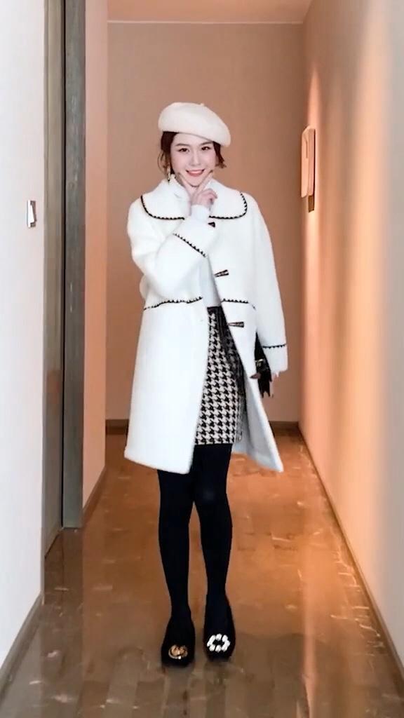被评为今年最好看的四件风衣,你喜欢哪一件呢?#我最爱的冬日穿搭cp#