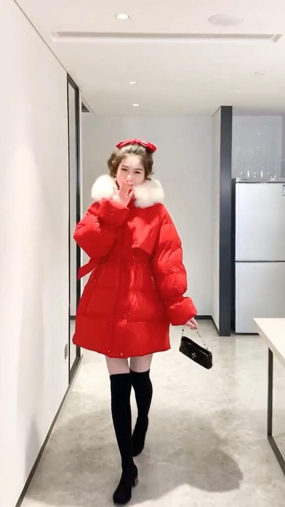 没外套的女生,过年🧨回家一定要买的外套#喜提2020头运#