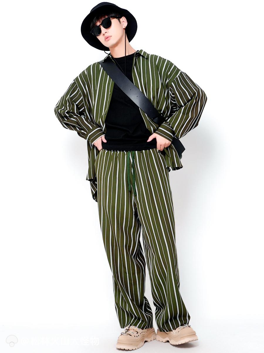 春日里的复古套装穿搭。你喜欢么? #全民搭配挑战赛#