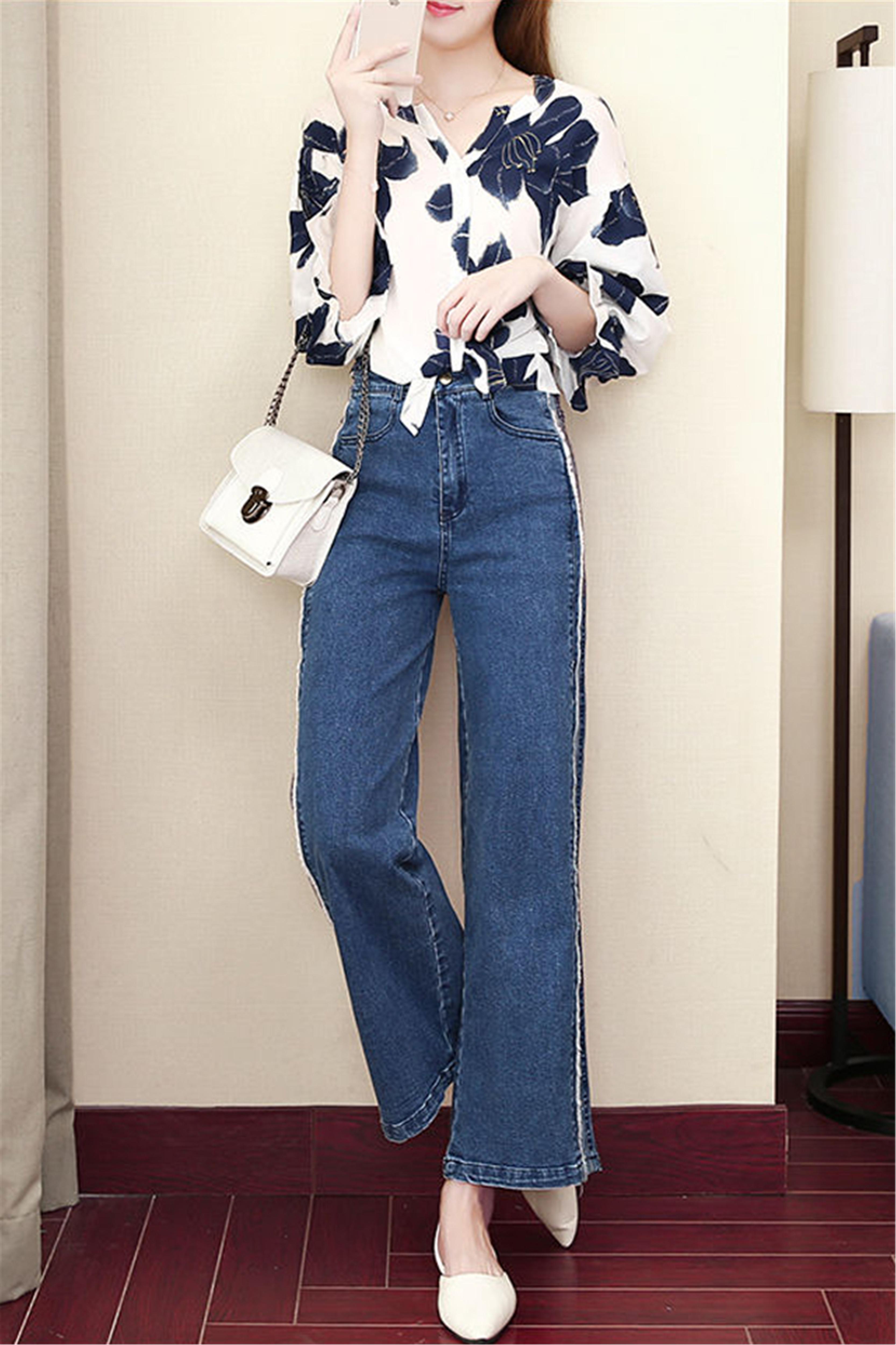 2020春夏季新款韩版洋气套装两件套女宽松显瘦小个子时尚套装