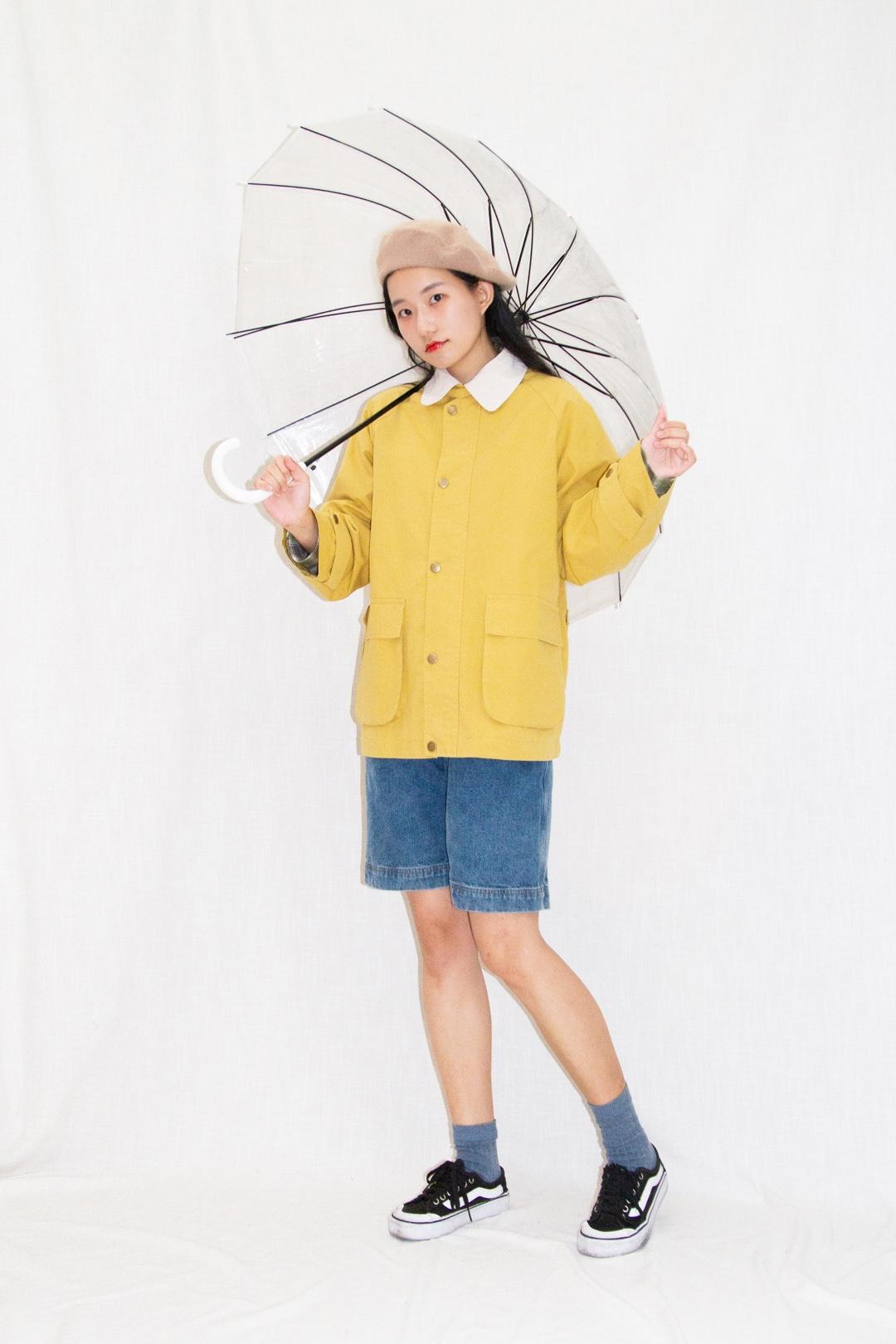 春天早晚温差大要做好保暖噢! #100件外套合集#