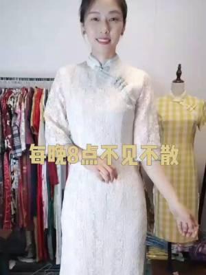 店铺每天更新新款中,看看多少宝贝爱旗袍的? #2020必入春夏单品#