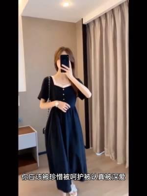 连衣裙👗安排上,就应该把自己打扮得漂漂亮亮的🥰🥰🥰 #入夏这么穿#
