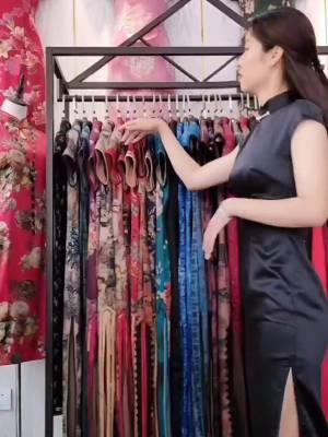 喜欢穿旗袍的仙女们,喜欢哪一款?感谢遇见你们 #2020必入春夏单品#