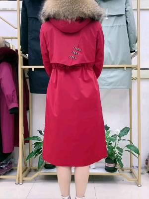 亏本清仓女装派克服!修身显瘦,夏天买冬季穿一件能省好几千!!! #派克服#
