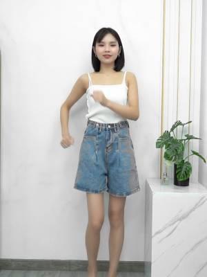 小个子穿搭看过来,这一套满足任何身材!腿长1米8靠的就是这条裤子哈哈哈哈哈😘快来评论说出你想要的风格,璐璐给你们安排哦!(抽取5位小伙伴送🎁啦) #主播有一套#