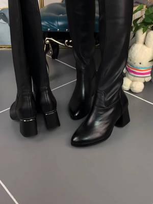 秋冬新款 #着了短靴的魔#