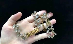 超仙的水晶项链 #我的私藏耳饰#