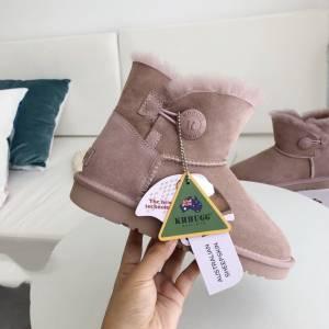 蕉蕉定制 一粒扣经典雪地靴 #秋冬必备的一双雪地靴#