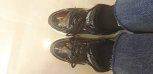 鞋子穿着很舒服,这几天下雨,穿着还挺暖和,内里加绒 #纲子6666粉丝晒单#