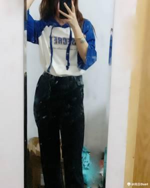 很好看,显瘦,作为高个子的终于买到了一条托底裤开心,谢谢叶子的推荐 #叶子yzzz粉丝晒单#