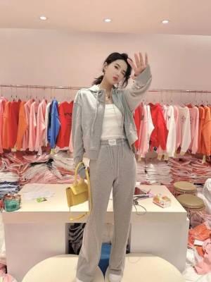 收到货质量性价比绝了!除了条裤子长点,其他没毛病 #叶子yzzz粉丝晒单#