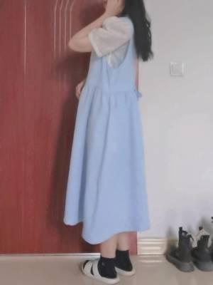 这个裙子拿到真的惊艳了我 颜色超好看面料绝绝子! #JIENILU粉丝晒单#