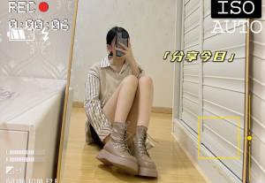 甜心自制真的yyds❤️这双鞋真的又软又轻又好看,颜色也好绝!我爱的卡其色!质量真的太好了,款式也很绝!求求集美们快买吧!入手不亏系列💯分!!! #小甜心_呢粉丝晒单#