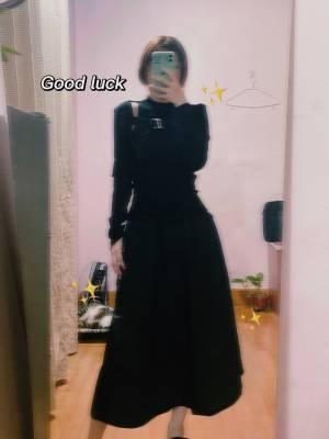 这一套真的怎么穿都好看!特别高级!裙子面料非常好超级喜欢,这个价格非常值!太喜欢这种风格了爱死,闭眼乳 #冉冉Rran粉丝晒单#