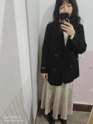 西装超正的,好过我在实体店买的,爱了爱了。 #小糯米呢粉丝晒单#