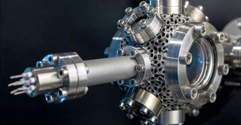 3D打印真空系统可能是量子技术的突破
