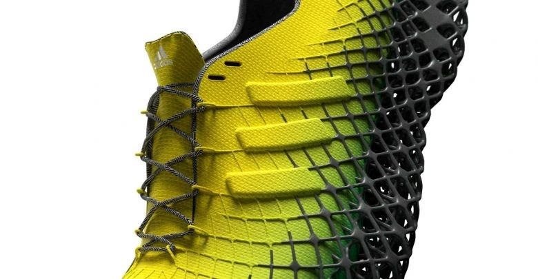 当今五家制鞋业领导者使用3D打印进行生产