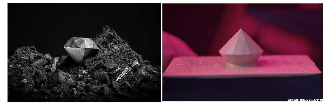 山特维克使用Lithoz陶瓷打印机推出3D打印钻石